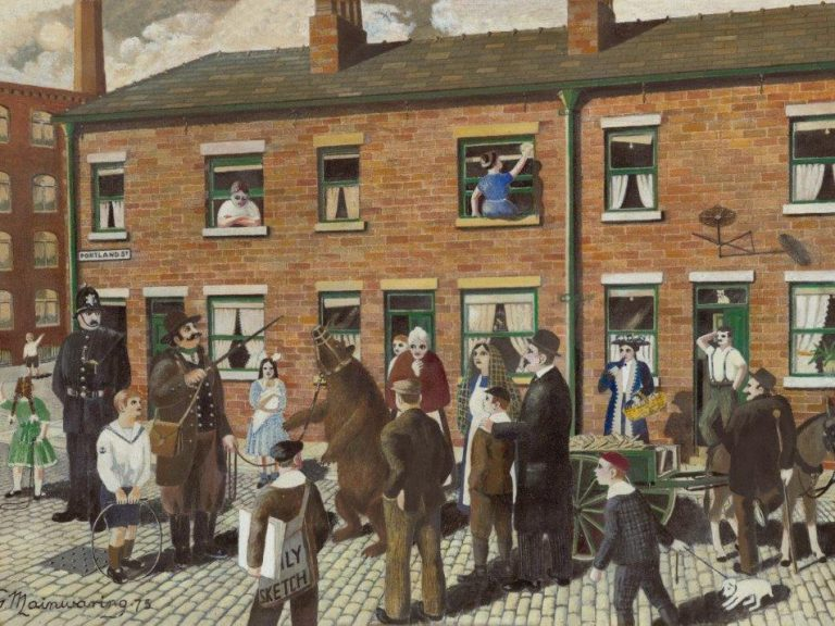 I Dont Call That Dancing - George Mainwaring – Rochdale Artist