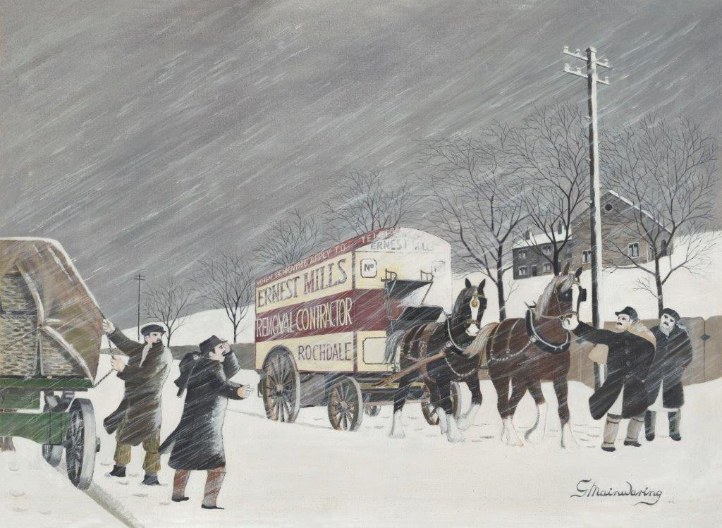 Lumbutts Youll Never Make It - George Mainwaring – Rochdale Artist