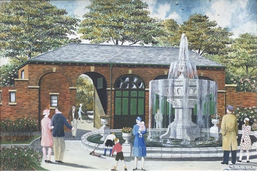 Never Mind The Goldfish Do As Youre Told And Come On - George Mainwaring – Rochdale Artist