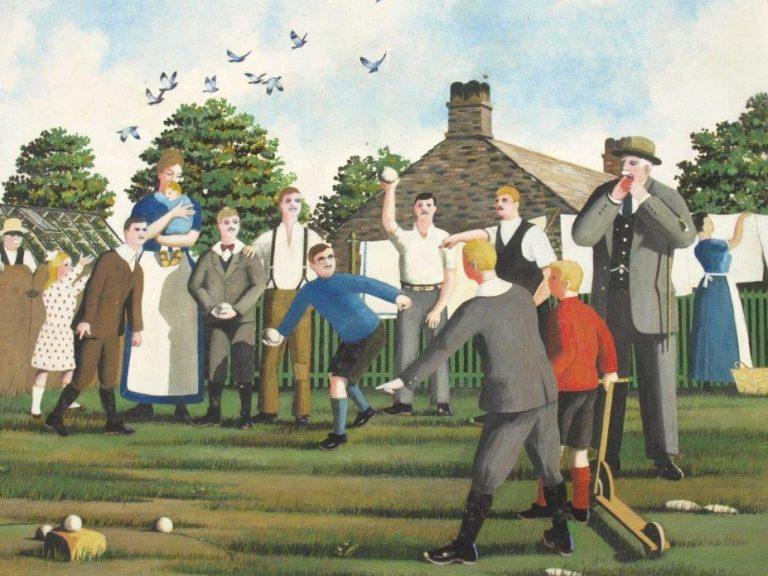 Duckstone - George Mainwaring – Rochdale Artist