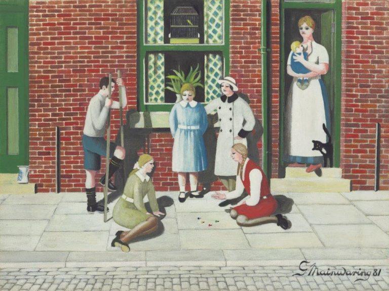 Jacks and Dobbers - George Mainwaring – Rochdale Artist