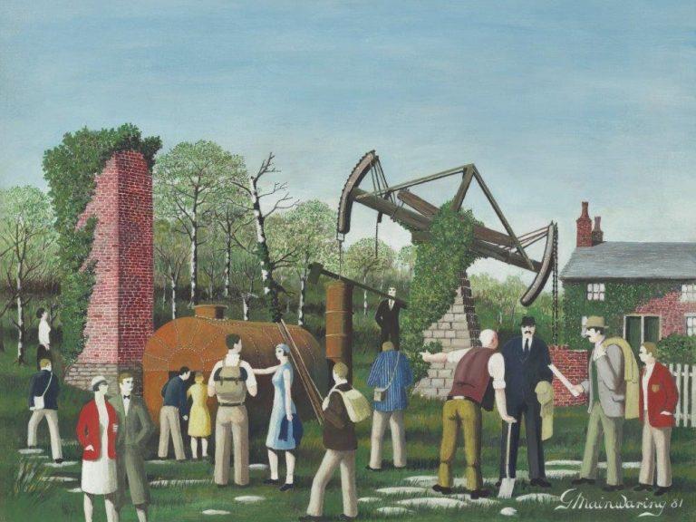 Fairbottom Bobs - George Mainwaring – Rochdale Artist