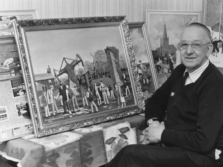 George Mainwaring – Rochdale Artist